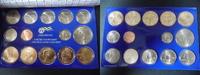 6,91 Dollars (14 Münzen) 2007 USA USA, Offizieller Kursmünzensatz (KMS)... 22,50 EUR  zzgl. 5,00 EUR Versand