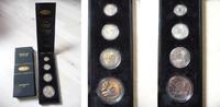 25, 50, 100 und 200 Schillings (4 Münzen) 2015 Somalia African Wildlife... 299,00 EUR  zzgl. 4,00 EUR Versand