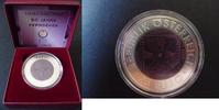 25 Euro 2005 Österreich Österreich, Bi-Metall-Gedenkmünze 50 Jahre Fern... 119,00 EUR  zzgl. 5,00 EUR Versand