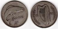 1 Florin 1934 Irland Florin (Two shilling) 1934, 11,31 g 750er Silber s... 29,00 EUR  zzgl. 5,00 EUR Versand
