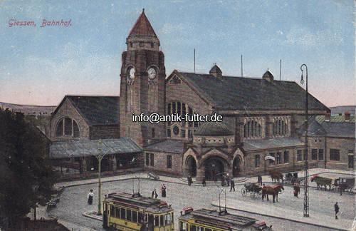 Möbelhaus Giessen o j giessen ansichtskarte postkarte giessen bahnhof stra 223 enbahn 3 ma shops