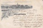 1898 Kommern/Mechernich Ansichtskarte/Postkarte/Litho/Vorläufer/Gruss ... 69,00 EUR  zzgl. 7,00 EUR Versand