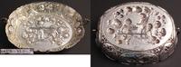 um 1895 München 800er Silberschale / Weishaupt / Münchener Silberschmi... 440,00 EUR  +  12,00 EUR shipping