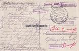 1916 Deutsches Reich Ansichtskarte / Postkarte / Feldpoststempel mit 7... 59,00 EUR  +  12,00 EUR shipping