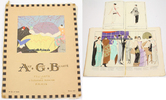 1923 Frankreich/Paris Mode / Art Deco / Art Goút Beauté / Feuillets de... 190,00 EUR  +  12,00 EUR shipping