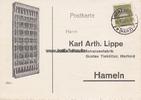 1933 Herford/Hameln/Herzberg (Harz) Ansichtskarte / Postkarte / Matrat... 8,00 EUR incl. BTW., plus 8,00 EUR verzending