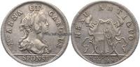 1744 Habsburg-Lothringen Medaille / Vermä...