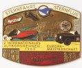1960 Traben-Trarbach/Mosel Plakette/ADAC/Sternfahrt Sternflug/2 Intern... 120,00 EUR  zzgl. 7,00 EUR Versand