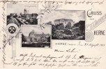 1904 Herne/Westf. Ansichtskarte/Postkarte/Gruss von Shamrock Herne/Her... 55,00 EUR  +  12,00 EUR shipping