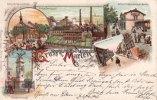 1901 Dortmund/Marten Litho/Gruss aus Marten/Kriegerdenkmal/Evang. Kirc... 59,00 EUR  zzgl. 7,00 EUR Versand