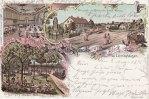 1898 Dortmund/Löttringhausen Litho/Gruss vom Blick bei Löttringhausen/... 64,00 EUR  +  12,00 EUR shipping