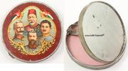 um 1914 Deutsches Reich / Türkei / Österreich / Ungarn Spiegel / Tasch... 55,00 EUR  zzgl. 7,00 EUR Versand