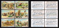 1912 Deutsches Reich Reklamebilder / Liebig-Bilderserie Nr. 864 (Spiel... 399,00 EUR  zzgl. 7,00 EUR Versand