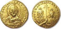 BYZANTINE EMPIRE AV gold solidus 913-959 A.D. VF+/EF beautifully centere... 744,00 EUR  zzgl. Versand