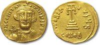 AV gold solidus 650-651 A.D. BYZANTINE EMPIRE Constans II, Constantinop... 416,00 EUR  zzgl. 11,50 EUR Versand