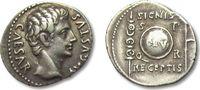 AR Denarius 19 B.C. ROMAN REPUBLIC Augustus, Colonia Patricia VF+/EF- a... 688,00 EUR  zzgl. 11,50 EUR Versand