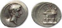 AR Denarius 29-27 B.C. ROMAN REPUBLIC Octavian / Octavianus Augustus, u... 648,00 EUR  zzgl. 11,50 EUR Versand