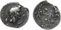 AR Denarius 42-40 B.C. ROMAN REPUBLIC Pompey the Great, issued by Sextu... 948,00 EUR  zzgl. 11,50 EUR Versand