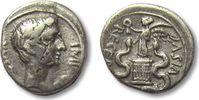 AR quinarius 29-27 B.C. ROMAN REPUBLIC Octavianus, Italian mint --ASIA ... 95,00 EUR  zzgl. 11,50 EUR Versand