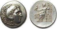AR tetradrachm 194-193 B.C. ANCIENT GREECE Kingdom of Macedon, Alexande... 558,00 EUR  zzgl. 11,50 EUR Versand