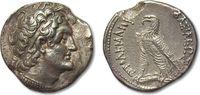 AR tetradrachm 246-221 B.C. ANCIENT EGYPT Ptolemy III Euergetes, VF+ ed... 228,00 EUR  zzgl. 11,50 EUR Versand