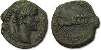 AE As 140-144 A.D. ROMAN EMPIRE Antoninus Pius, Rome --quadriga right--... 135,00 EUR  zzgl. 11,50 EUR Versand