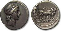 AR Denarius 30-27 B.C. ROMAN REPUBLIC Octavian / Octavianus, Italian mi... 925,00 EUR  zzgl. 11,50 EUR Versand
