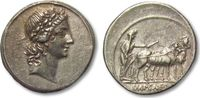 AR Denarius 30-27 B.C. ROMAN REPUBLIC Octavian / Octavianus, Italian mi... 664,00 EUR  zzgl. 11,50 EUR Versand