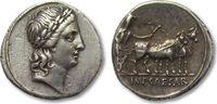 AR Denarius 30-27 B.C. ROMAN REPUBLIC Octavian / Octavianus, Italian mi... 493,20 EUR  zzgl. 11,50 EUR Versand