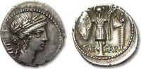 AR Denarius 48 B.C. ROMAN REPUBLIC C. Julius Caesar, military mint movi... 763,20 EUR  zzgl. 11,50 EUR Versand