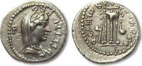 AR Denarius 42 B.C. ROMAN REPUBLIC Q. Servilius Caepio Brutus, mobile m... 887,40 EUR  zzgl. 11,50 EUR Versand