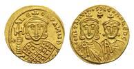 Solidus 751-757 n.Chr. BYZANZ: Constantin V. Copronymus, 741-775.  GOLD... 2700,00 EUR kostenloser Versand
