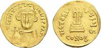 Solidus 9. Offizin  BYZANZ Constans II., 641-668 n.Chr.  ss  450,00 EUR  zzgl. 5,00 EUR Versand