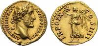 Aureus 156-157 n.Chr. KAISERZEIT Antoninus...