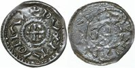 Hungary SELTEN! 1064-1077 EF/aVF G&Eacute;ZA I, AR Denar/CROSS 190,00 EUR 