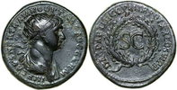 Roman Empire Struck for circulation in Syria 98-117 AD. gVF TRAJANUS, Æ-... 210,00 EUR