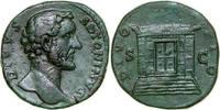 Æ SESTERTIUS 161 AD Imperial DIVUS ANTONINUS PIUS, Rome/ALTAR   480,00 EUR kostenloser Versand