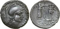 AR Denarius 46-45 BC v. Chr. Republican CN. POMPEIUS JR, Rome/HISPANIA ... 450,00 EUR