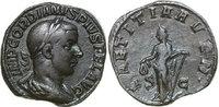 Imperial Æ Sestertius 240 - 243 AD vz GORDIANUS III, Rome/LAETITIA 220,00 EUR  zzgl. 12,50 EUR Versand