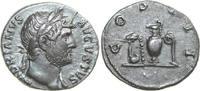 AR Denarius 117 - 138 AD Imperial HADRIANUS 117 - 138 AD. , 3.14g. RIC ... 280,00 EUR  zzgl. 12,00 EUR Versand