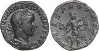 Æ Sestertius 240 - 243 AD Imperial GORDIANUS III, Rome/MARS vz  300,00 EUR kostenloser Versand