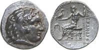 AR Drachm 336 - 323 BC v. Chr. Greece MACEDONIAN KINGDOM Alexander III ... 450,00 EUR kostenloser Versand