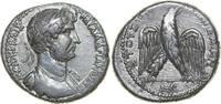 AR Tetradrachm 133 - 134 AD Provincial HADRIANUS, Aegeae/EAGLE   320,00 EUR kostenloser Versand