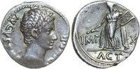 Imperial AR Denarius 15 - 13 BC v. Chr. vz...