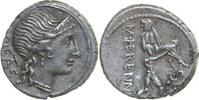 AR Denarius 108 - 107 BC v. Chr. Republican M. HERENNIUS, Rome/AMPHINOM... 190,00 EUR