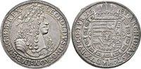 Taler  Austria RÖMISCH DEUTSCHES REICH, LEOPOLD I 1640 Hall   590,00 EUR kostenloser Versand
