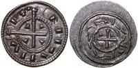 Hungary  1116-1131 MS Istvan II, AR Denar/...