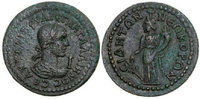 Roman Provincial DECEMBER SALES DISCOUNT!! GALLIENUS, Æ-32, Side/TYCHE