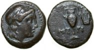Ancient Greece SUMMER SALES DISCOUNT!! 200-100 BC. VF AEOLIS - MYRINA, Æ... 25,00 EUR