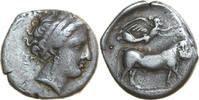350 - 325 BC v. Chr. Italy and Sicily CAMPANIA - NEAPOLIS, AR Nomos/MA... 190,00 EUR  zzgl. 12,00 EUR Versand